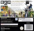 Final Fantasy IV Nintendo DS Back Cover