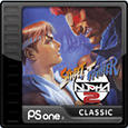 Street Fighter Alpha 2 PlayStation 3 Front Cover