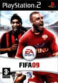 FIFA Soccer 09 PlayStation 2 Front Cover