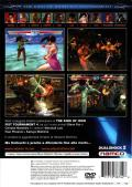 Tekken 4 PlayStation 2 Back Cover