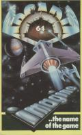 Arcadia Commodore 64 Front Cover