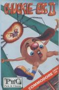 Chuckie Egg II Commodore 64 Front Cover
