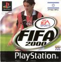 FIFA 2000: Major League Soccer PlayStation Front Cover