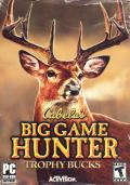 Cabela's Trophy Bucks Windows Front Cover