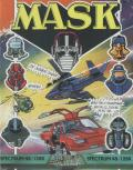 MASK ZX Spectrum Front Cover