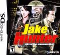 Jake Hunter: Detective Chronicles Nintendo DS Front Cover