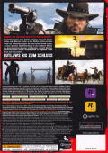 Red Dead Redemption Xbox 360 Inside Cover Left