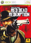 Red Dead Redemption Xbox 360 Inside Cover Right