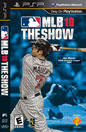 MLB 10: The Show PSP Front Cover