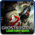 Ghostbusters: Sanctum of Slime PlayStation 3 Front Cover