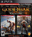 God of War Collection PlayStation 3 Front Cover US version