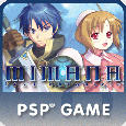 Mimana Iyar Chronicles PSP Front Cover