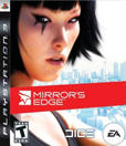 Mirror's Edge PlayStation 3 Front Cover