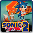 Sonic the Hedgehog 2 PlayStation 3 Front Cover