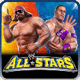 WWE All Stars PSP Front Cover