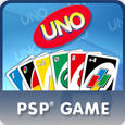 Uno PSP Front Cover
