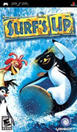 Surf's Up PSP Front Cover