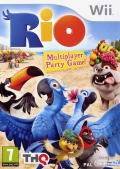 Rio Wii Front Cover