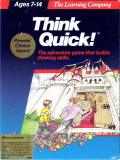 Think Quick! DOS Front Cover