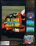 The Cycles: International Grand Prix Racing DOS Front Cover