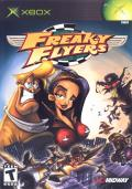 Freaky Flyers Xbox Front Cover