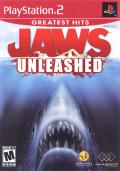 Jaws: Unleashed PlayStation 2 Front Cover