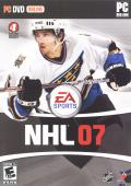 NHL 07 Windows Front Cover