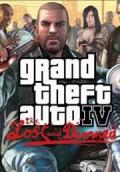 Grand Theft Auto IV: The Lost and Damned Windows Front Cover