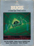 Bugs Atari 2600 Front Cover