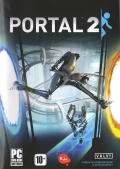 Portal 2 Macintosh Inside Cover Keep Case Front