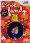 Cosmic Family Wii Front Cover