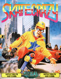 Skate Crazy ZX Spectrum Front Cover