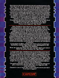 Tiger Road ZX Spectrum Inside Cover