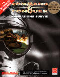 Command & Conquer: The Covert Operations DOS Front Cover