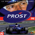Prost Grand Prix 1998 DOS Other Jewel Case - Front