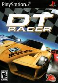 DT Racer PlayStation 2 Front Cover