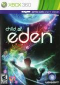 Child of Eden Xbox 360 Front Cover