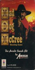 Mad Dog McCree 3DO Front Cover
