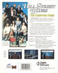 Hill Street Blues DOS Back Cover