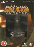 Duke Nukem Forever (Balls of Steel Edition) PlayStation 3 Front Cover