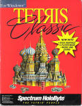 Tetris Classic Windows 3.x Front Cover