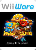 Swords & Soldiers Wii Front Cover