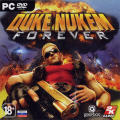Duke Nukem Forever Windows Other Jewel Case Front Cover