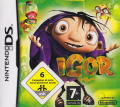 Igor: The Game Nintendo DS Front Cover
