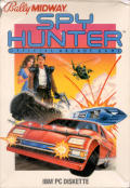 Spy Hunter PC Booter Front Cover