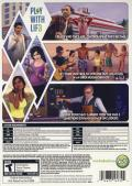 The Sims 3 Deluxe Macintosh Other Keep Case - Back
