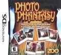 Photo Phantasy: Spot the Differences Nintendo DS Front Cover