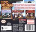 Photo Phantasy: Spot the Differences Nintendo DS Back Cover
