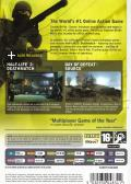 Counter-Strike: Source Windows Back Cover