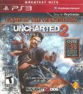 Uncharted 2: Among Thieves - Game of the Year Edition PlayStation 3 Front Cover